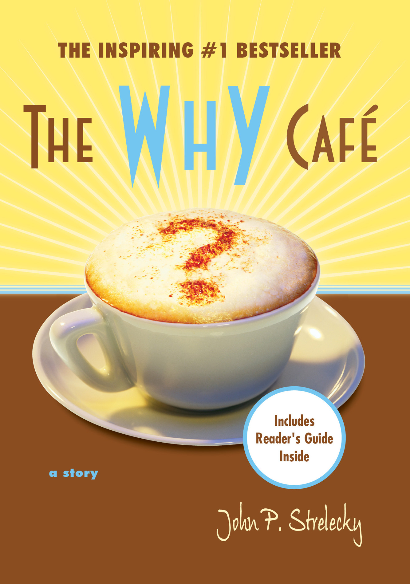 Why Cafe E book